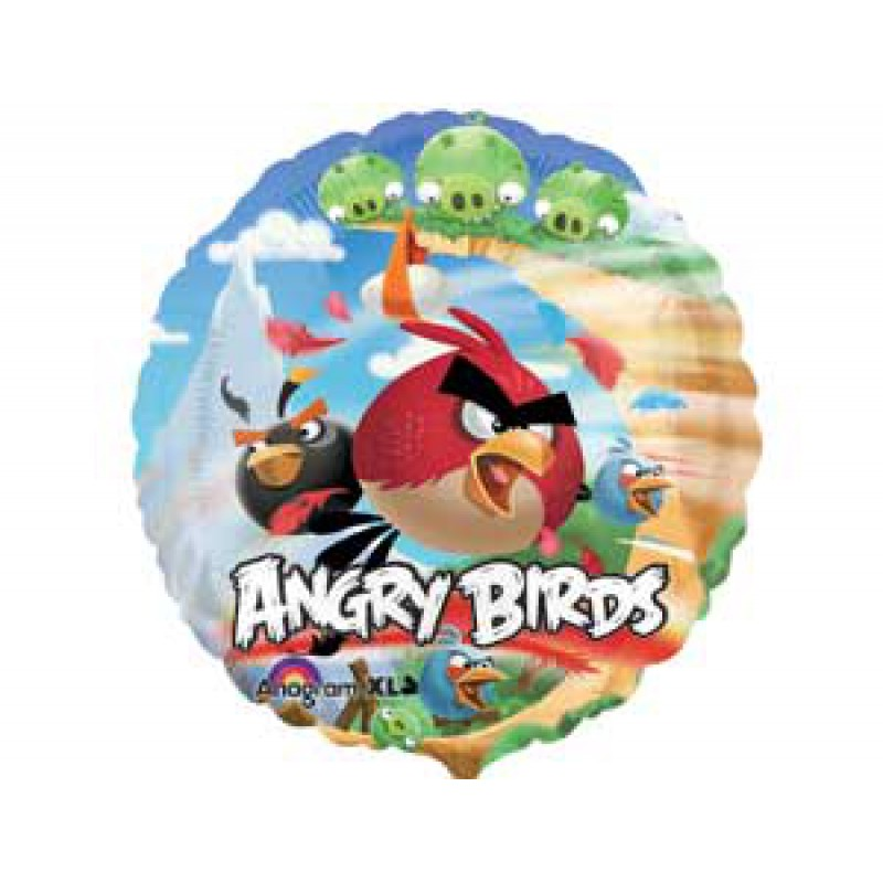 "18"" Angry Birds S60"