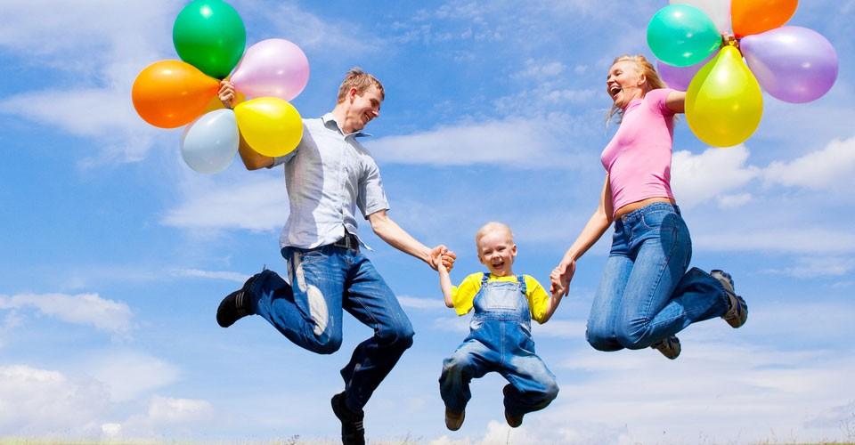 Смешные и интересные конкурсы для семьи